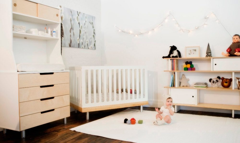 Accesorios sencillos de una habitaci n de beb im genes - Habitaciones ninos el mueble ...