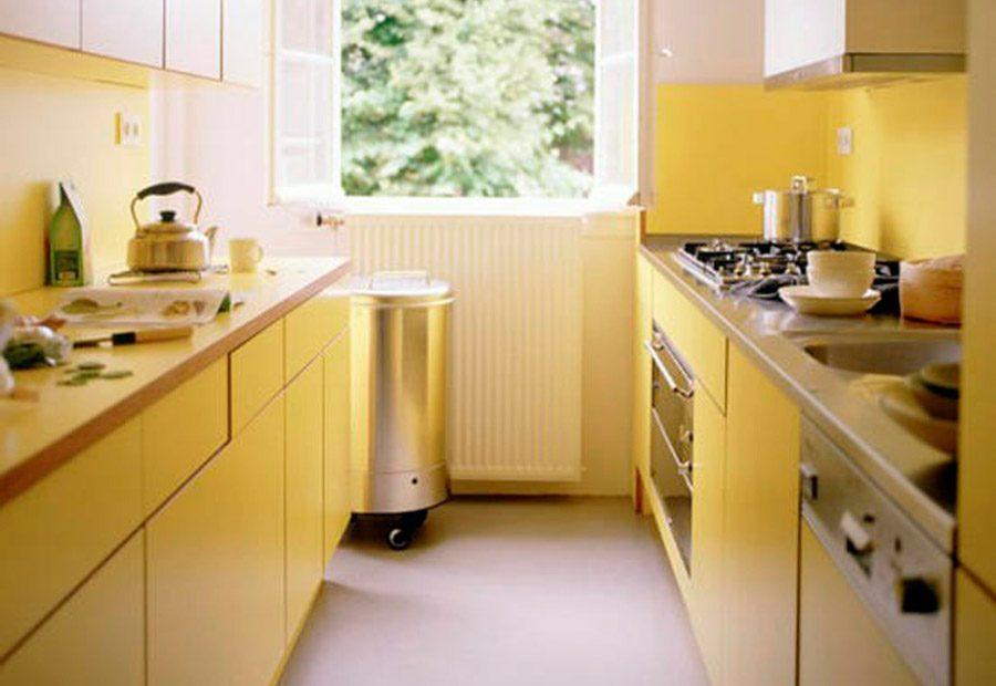 Galer a de im genes ideas para decorar una cocina peque a for Como remodelar mi cocina pequena