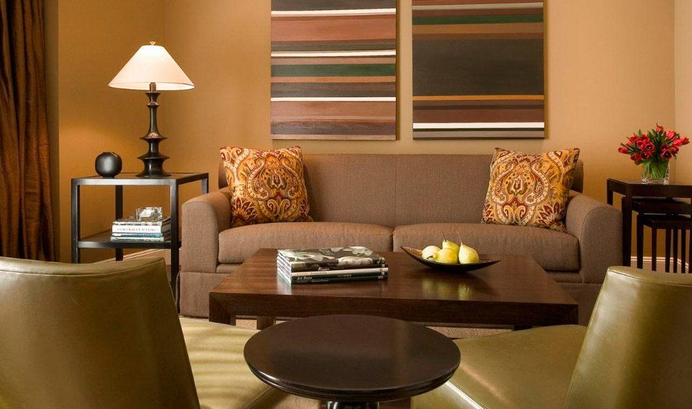 Colores en salones modernos im genes y fotos - Colores relajantes para salones ...