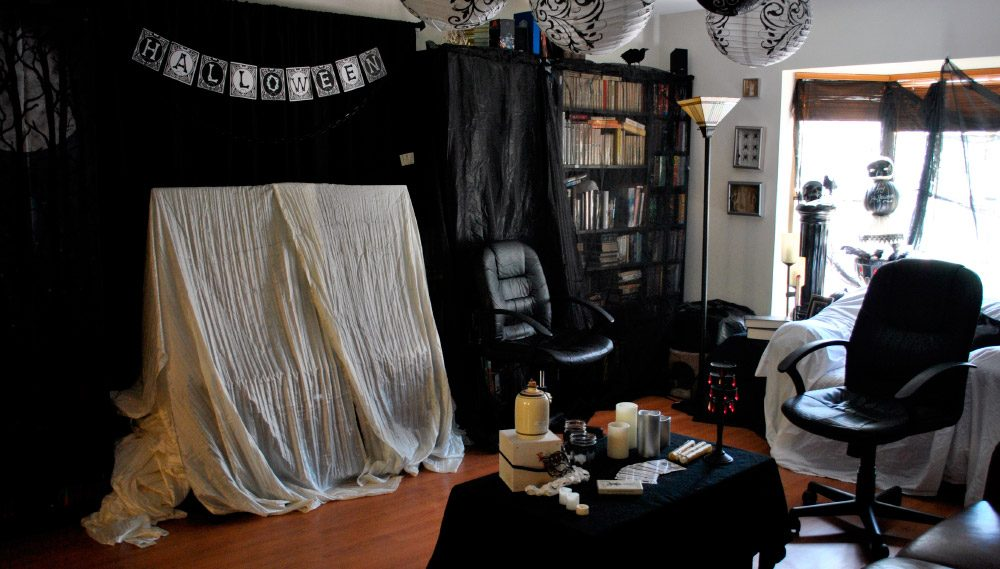 Ideas para decorar una casa en Halloween
