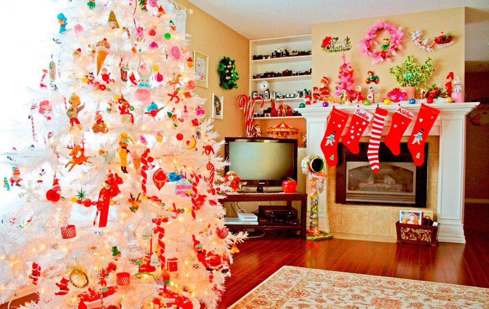 Ideas para decorar una casa en navidad for Adornos navidad en casa