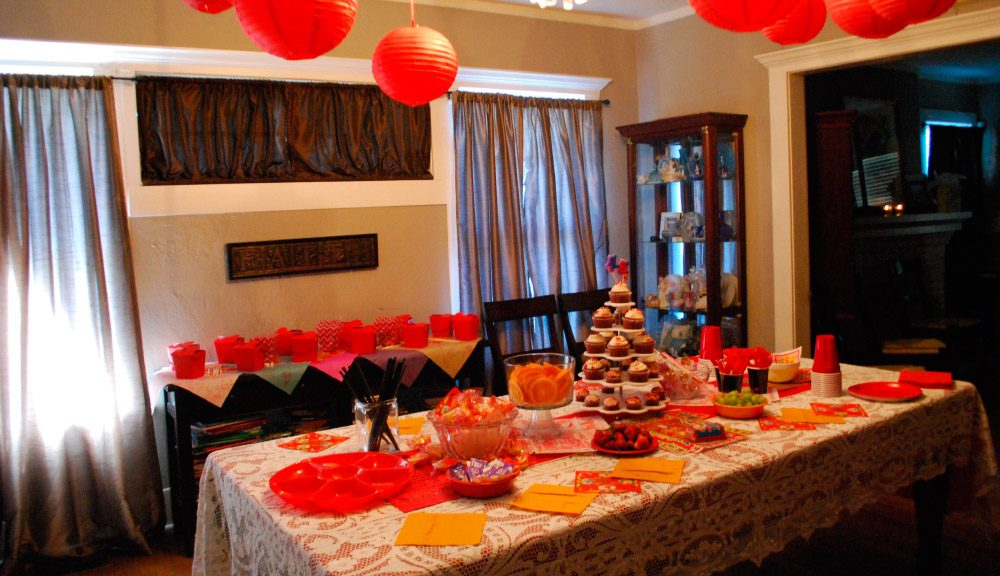 Ideas para decorar una casa para una fiesta for Ideas como decorar tu casa