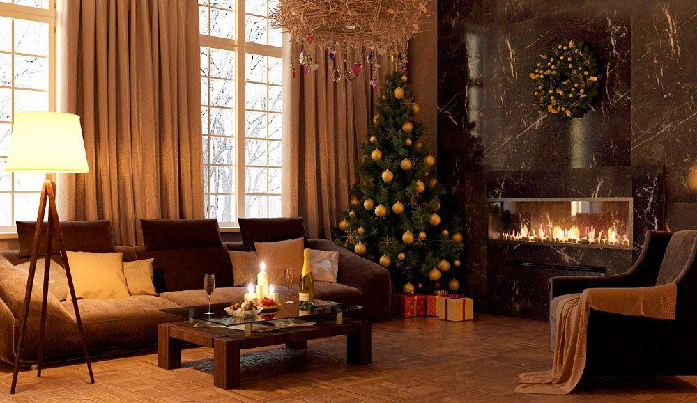 Ideas para decorar una casa en navidad - Adornar la casa en navidad ...