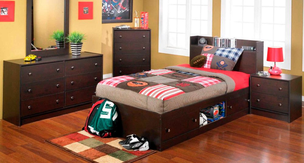 Ideas Para Decorar Una Habitacion Juvenil - Como-decorar-habitacion-juvenil