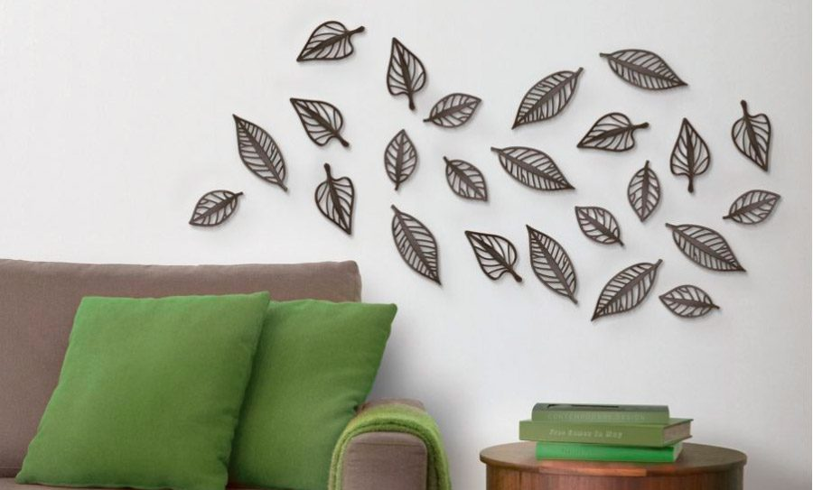 Ideas para decorar las paredes de casa - Como decorar pared con fotos ...