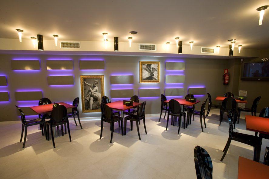 Ideas para decorar un bar o restaurante - Decorar un bar de tapas ...