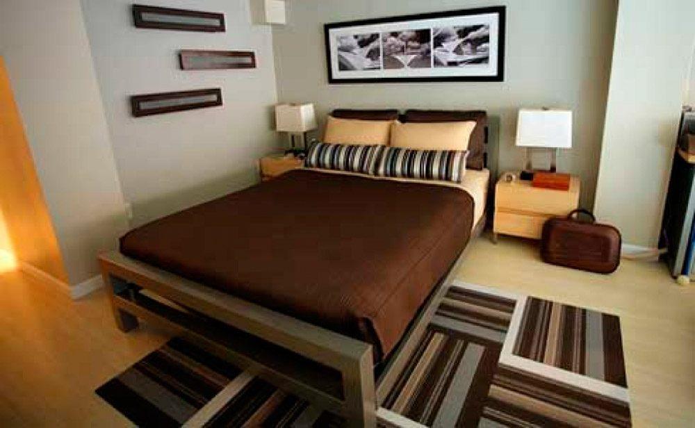 Ideas para decorar una habitaci n peque a - Ideas para amueblar una habitacion pequena ...