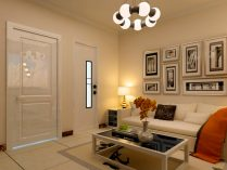 iluminacin en la decoracin de salones pequeos